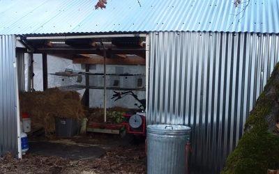 HappyDay Farms Dec 30th 2018 Barn Edition